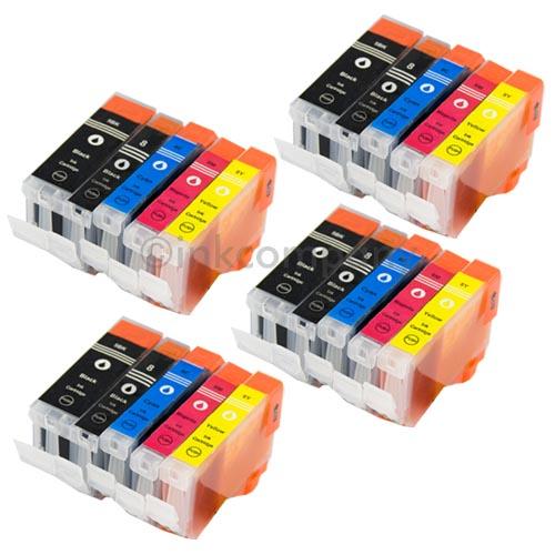 20-TINTE-DRUCKER-PATRONEN-fuer-IP4500X-IP5200-IP3300-IP3500-IP4200-IP4200X-IP4300
