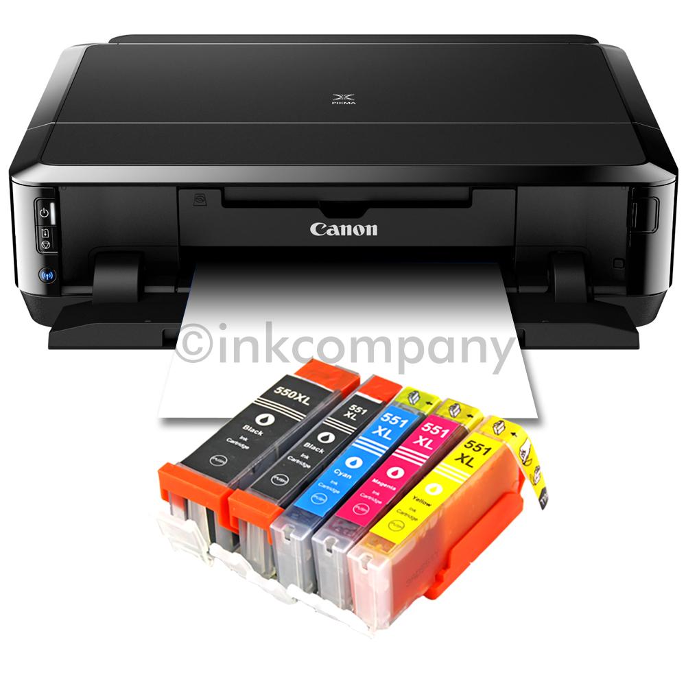 canon pixma ip7250 tintenstrahldrucker drucker fotodrucker cd bedruck 5x xl 4960999847832 ebay. Black Bedroom Furniture Sets. Home Design Ideas