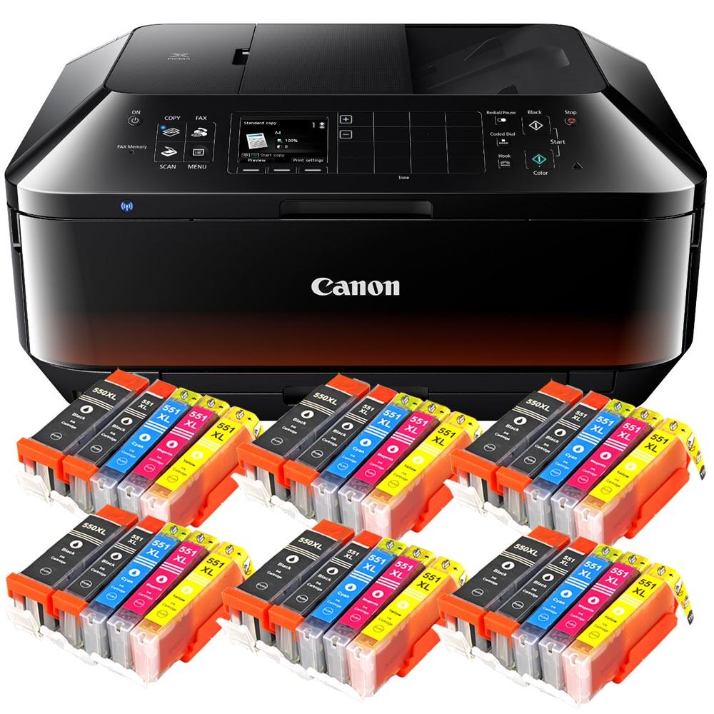 canon pixma mx925 drucker scanner kopierer fax wlan 30x. Black Bedroom Furniture Sets. Home Design Ideas