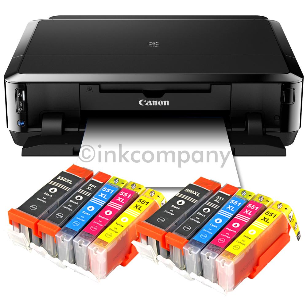 canon pixma ip7250 tintenstrahldrucker drucker fotodrucker cd bedruck 10x xl ebay. Black Bedroom Furniture Sets. Home Design Ideas